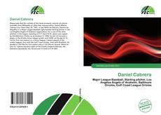 Daniel Cabrera的封面