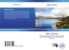 Bookcover of Moss, Norway