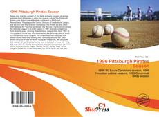 Bookcover of 1996 Pittsburgh Pirates Season