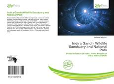 Bookcover of Indira Gandhi Wildlife Sanctuary and National Park