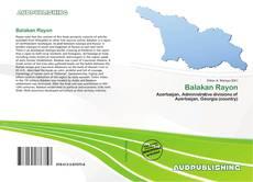 Bookcover of Balakan Rayon