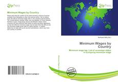 Bookcover of Minimum Wages by Country