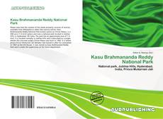 Bookcover of Kasu Brahmananda Reddy National Park
