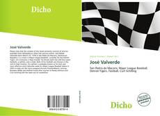 Bookcover of José Valverde