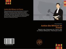 Bookcover of Justice des Mineurs en France