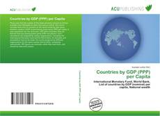 Buchcover von Countries by GDP (PPP) per Capita