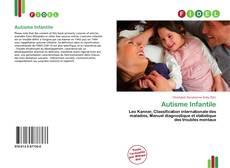 Обложка Autisme Infantile
