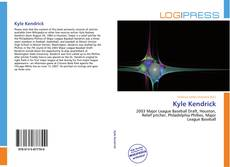 Bookcover of Kyle Kendrick