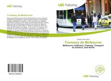 Bookcover of Tramway de Melbourne
