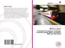 Bookcover of Métro Léger