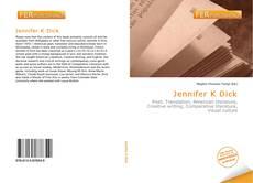 Buchcover von Jennifer K Dick
