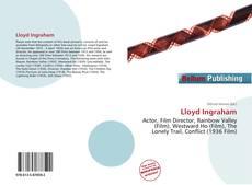 Lloyd Ingraham的封面