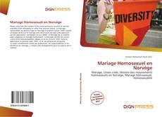 Bookcover of Mariage Homosexuel en Norvège