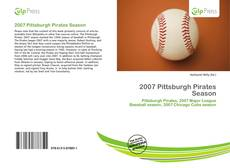 Bookcover of 2007 Pittsburgh Pirates Season