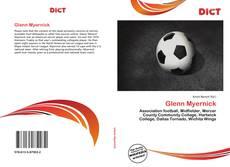 Bookcover of Glenn Myernick
