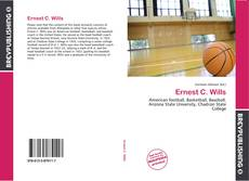 Bookcover of Ernest C. Wills