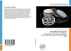 Jonathan Kaplan的封面