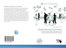 Buchcover von Hawke-Keating Government