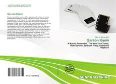 Buchcover von Garson Kanin