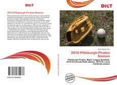 Bookcover of 2010 Pittsburgh Pirates Season