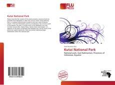 Bookcover of Kutai National Park