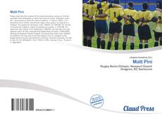 Bookcover of Matt Pini
