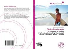 Copertina di Claire Bevilacqua
