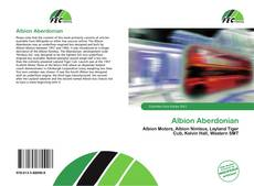 Capa do livro de Albion Aberdonian