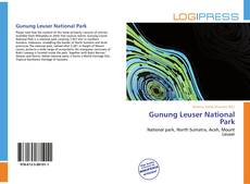 Bookcover of Gunung Leuser National Park