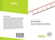 Bookcover of Daniel Haller
