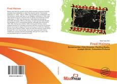 Fred Haines kitap kapağı