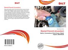 Обложка Daniel French (inventor)