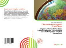 Countries by Irrigated Land Area kitap kapağı
