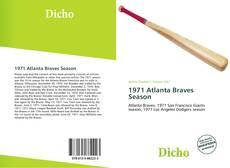 Bookcover of 1971 Atlanta Braves Season