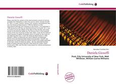 Bookcover of Daniela Gioseffi