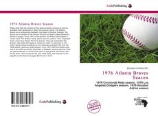 Bookcover of 1976 Atlanta Braves Season