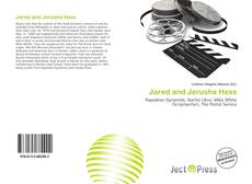 Bookcover of Jared and Jerusha Hess