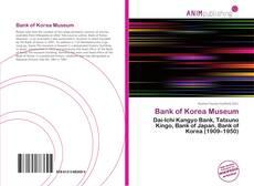 Bookcover of Bank of Korea Museum