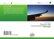 Bookcover of Farman F.280