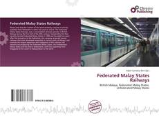 Federated Malay States Railways kitap kapağı
