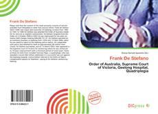 Bookcover of Frank De Stefano