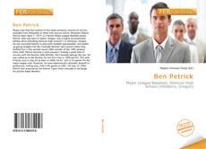 Bookcover of Ben Petrick