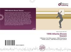 Bookcover of 1998 Atlanta Braves Season