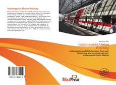 Bookcover of Indianapolis Union Railway