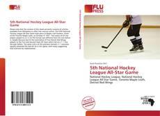 Обложка 5th National Hockey League All-Star Game