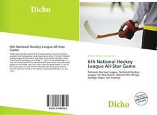 Copertina di 6th National Hockey League All-Star Game