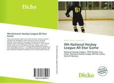 Buchcover von 9th National Hockey League All-Star Game
