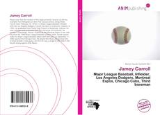 Bookcover of Jamey Carroll