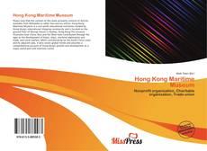 Capa do livro de Hong Kong Maritime Museum