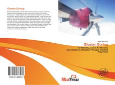 Bookcover of Gloster Goring